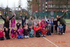Scholentennis maart 2015